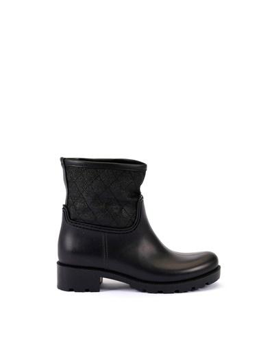 Esem ESEM B0024 Yağmur Botu Kadın Ayakkabı  Siyah